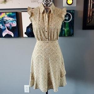 Monteau Dress